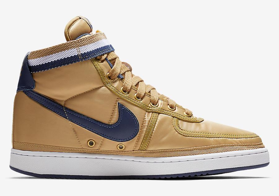Nike Vandal High Supreme Metallic Gold AH8652-700