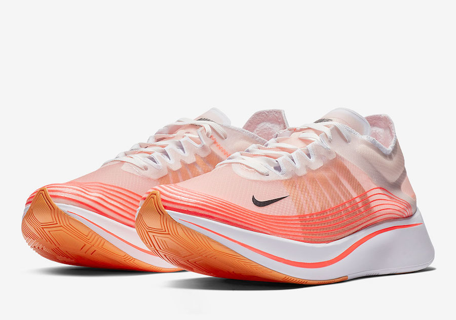 Nike Zoom Fly Varsity Red AJ9282-600