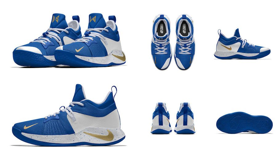 NikeID PG 2 Long Beach