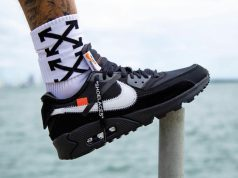 Off-White Nike Air Max 90 Black 2019