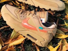 Off-White Nike Air Max 90 Desert Ore AA7293-200 Release Date