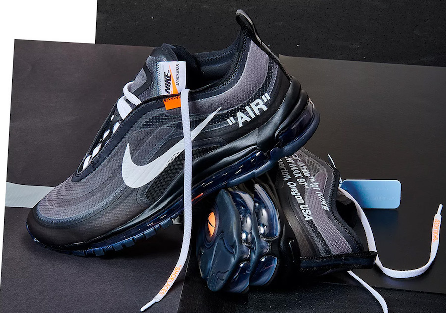 Off-White Nike Air Max 97 Black Release Date