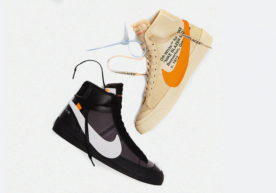 Off-White Nike Blazer All Hallows Eve and Grim Reapers