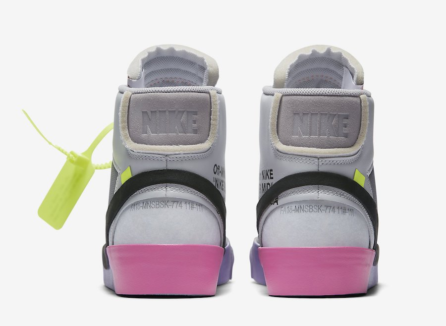 Off-White Nike Blazer The Queen AA3832-002