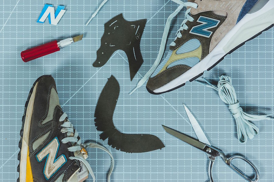 Packer New Balance X-90 Recon Infinity Edition