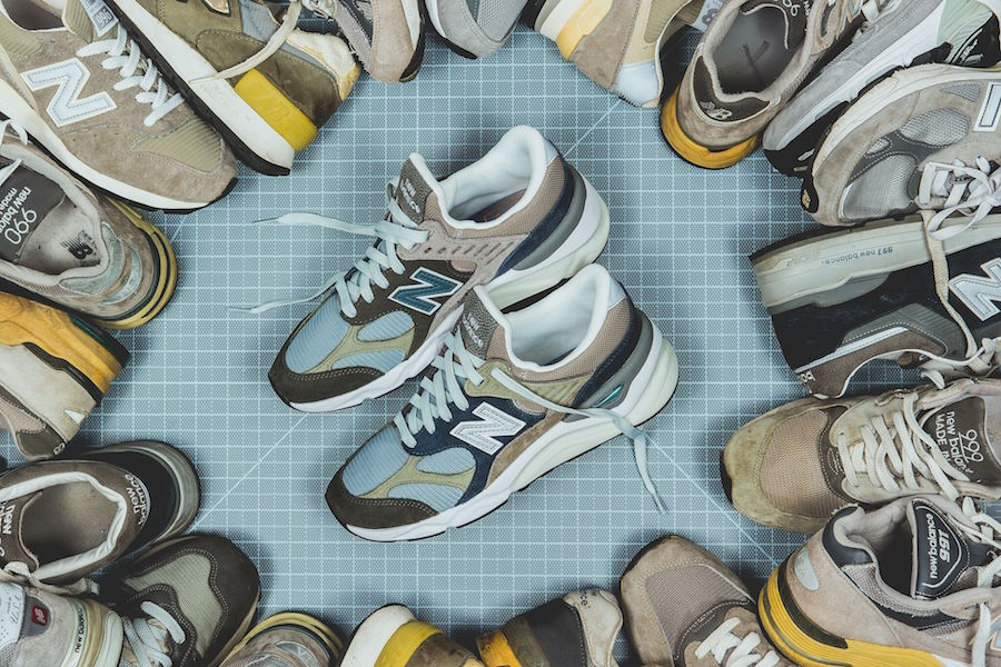 Packer x New Balance X-90 Recon 'Infinity Edition' Release Date