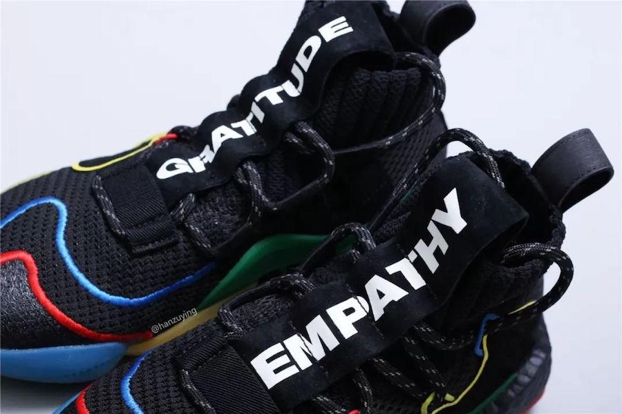 Pharrell adidas Crazy BYW X Gratitude Empathy