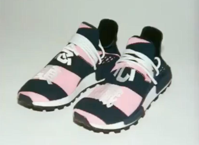 timeless design 3e8e7 0e596 Pharrell BBC adidas NMD Hu G26277 Release Date | SneakerFiles