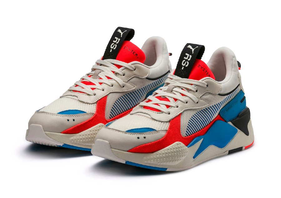 Puma RS-X Reinvention Release Date