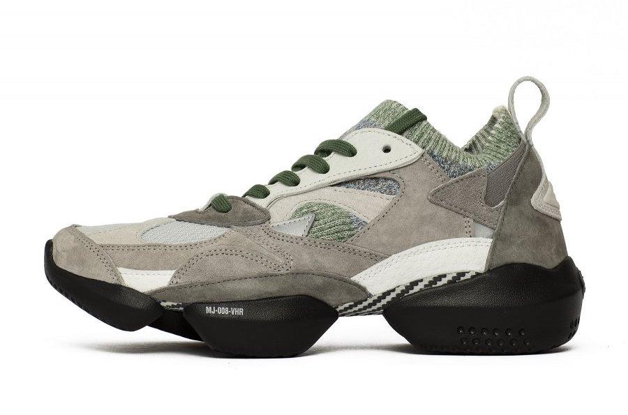 Reebok 3D OP PRO Cool Grey | SneakerFiles
