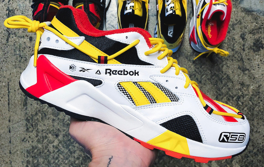 Reebok R58 Series Release Date