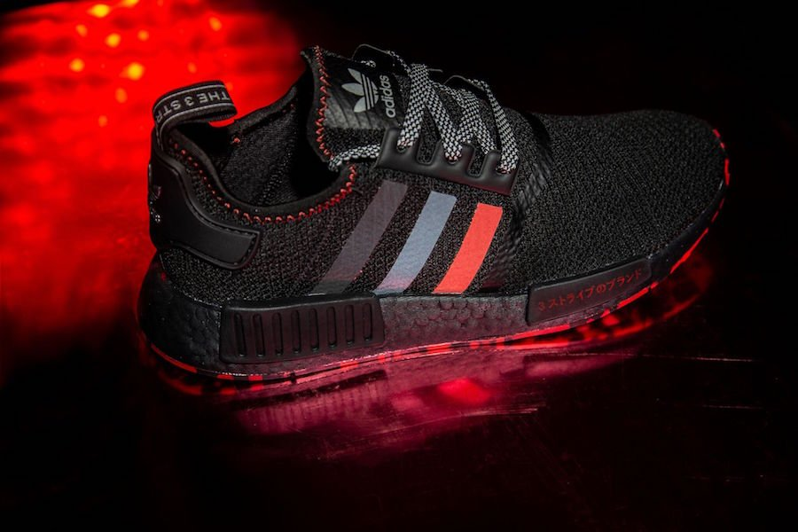Shoe Palace Adidas Nmd R1 25th Anniversary G26514 Release