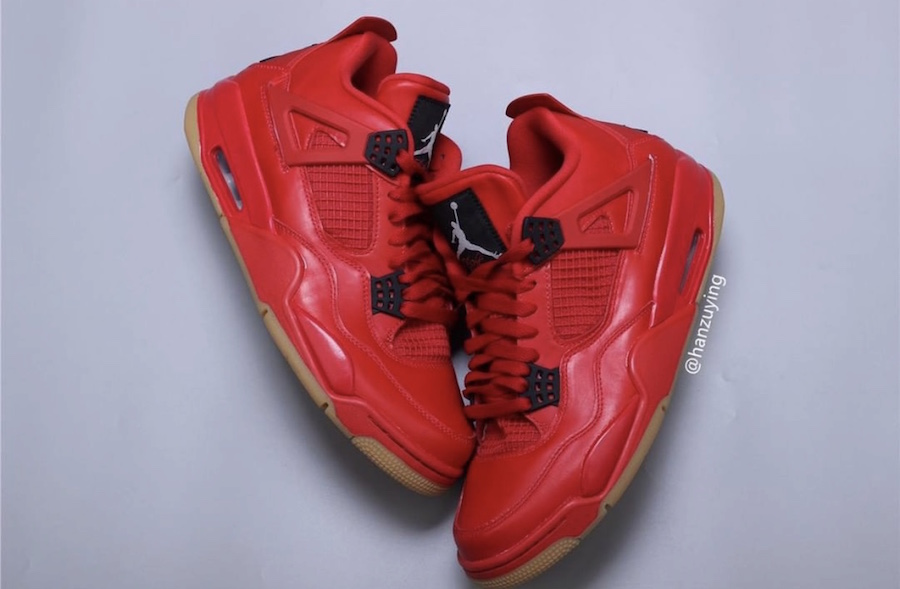 huge discount 2771a 7b668 Singles Day Air Jordan 4 AV3914-600