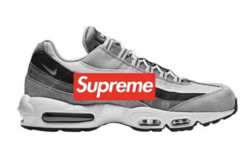 new arrival 3b94d bdc9a Supreme x Nike Air Max 95 in Three Colorways Retails for  500 Each