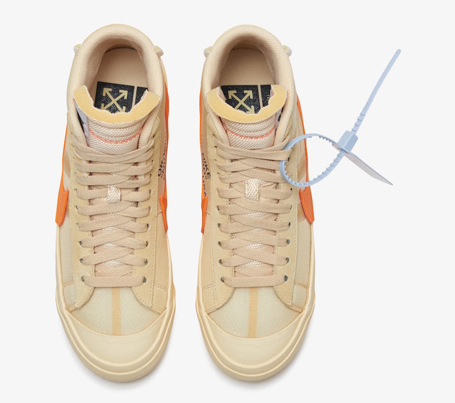 The 10 Nike Blazer Mid All Hallows Eve Canvas Pale Vanilla Total Orange Release Date