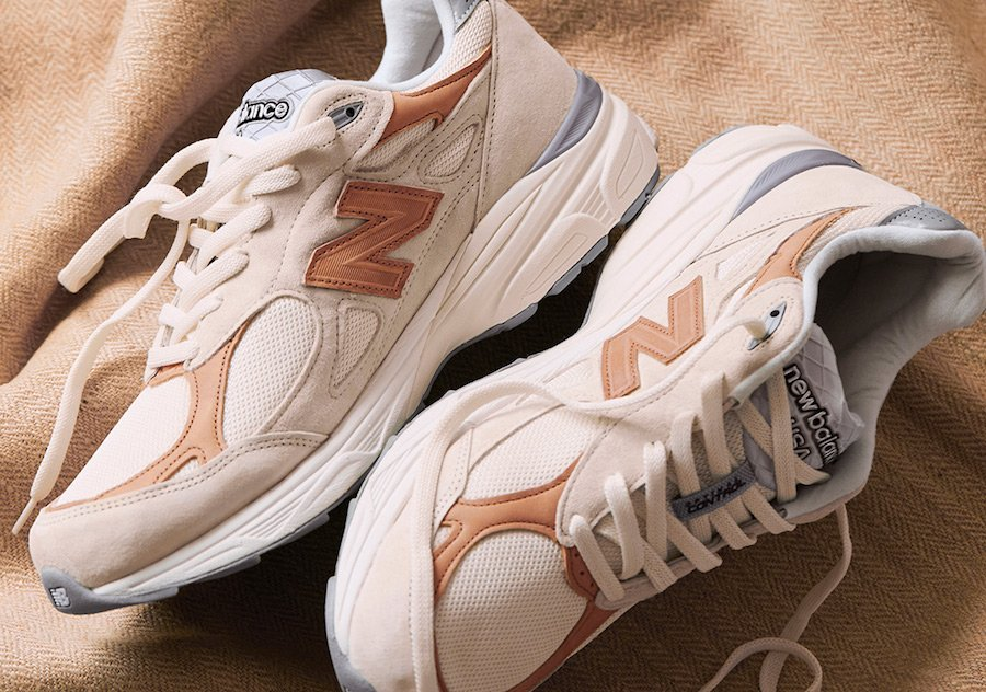 Todd Snyder New Balance 990v3 Pale Ale Release Date