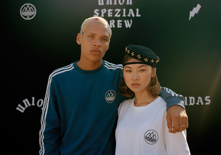 Union adidas Spezial Collection