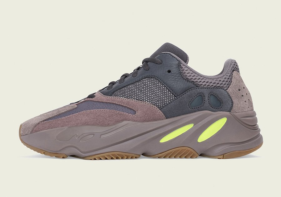 028253ce176a0 adidas Yeezy Boost 700 Mauve EE9614 Release Date