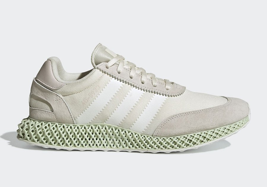 adidas Futurecraft 4D-5923 Cloud White G28389