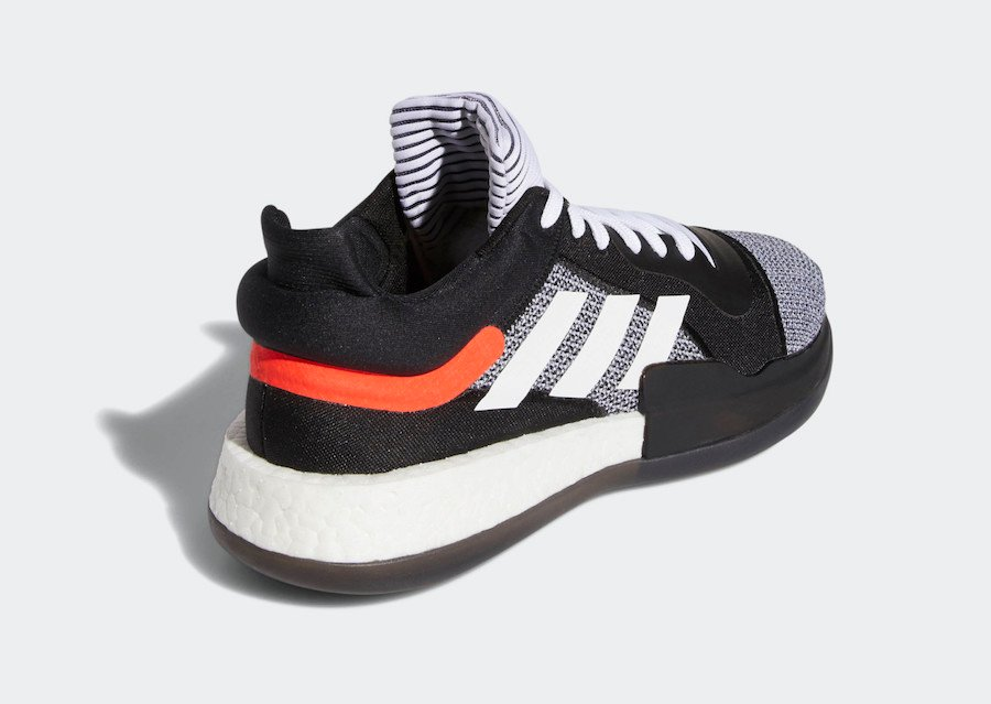 adidas Marquee Boost Low Core Black D96931