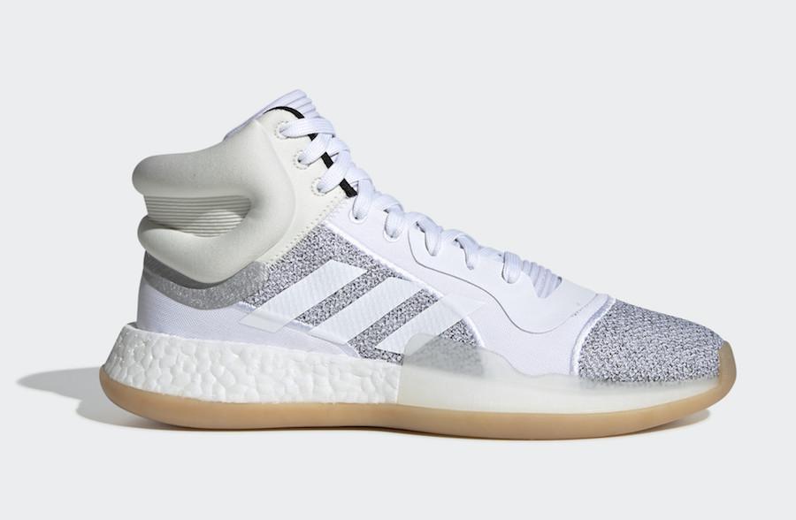 adidas Marquee Boost White Gum BB9299 Release Date  998e0667e