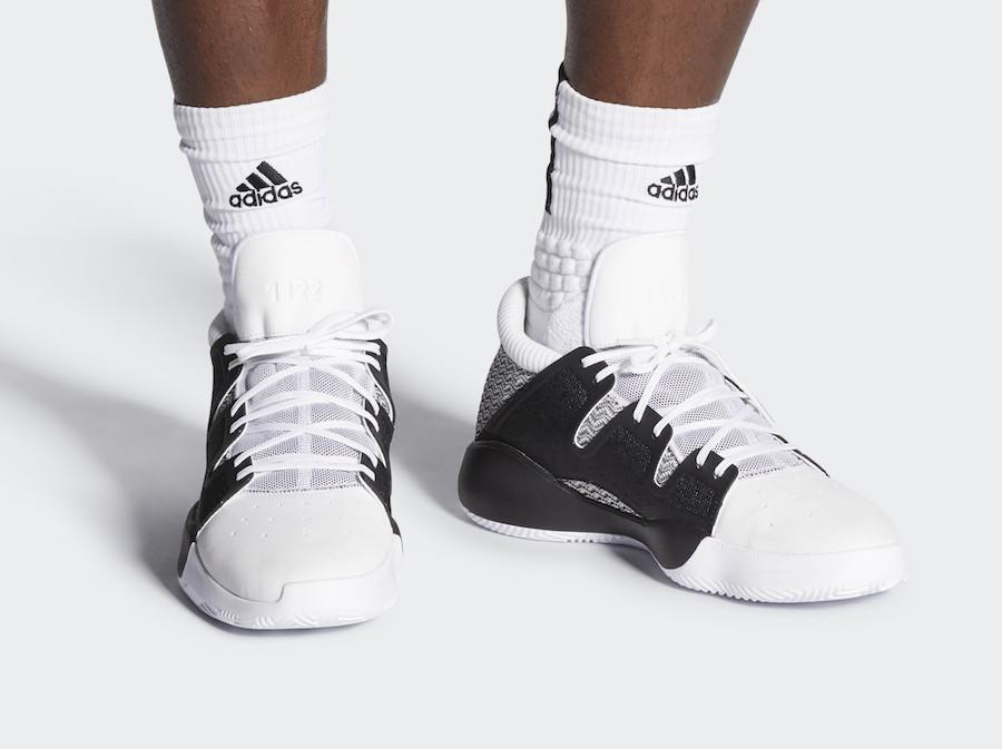 adidas Pro Vision White Black G27753