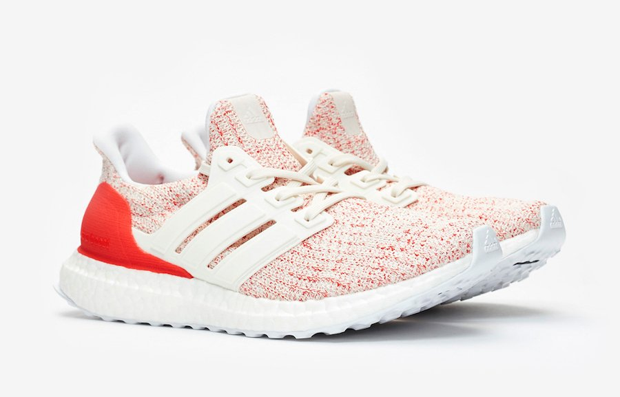 adidas Ultra Boost 4.0 Active Red DB3209 Release Date