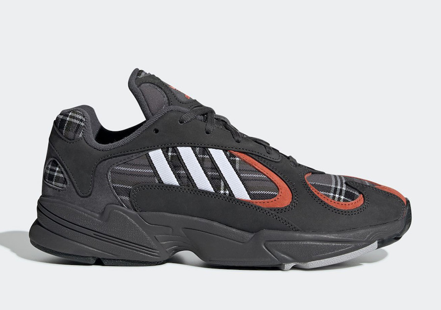 adidas Yung-1 Plaid EF3967 Release Date