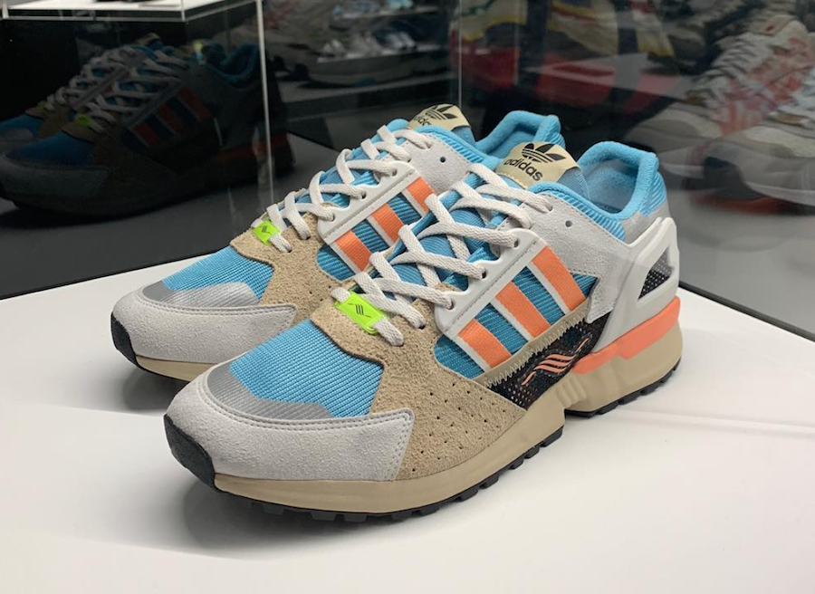 adidas ZX 10000 Colorways, Release Date