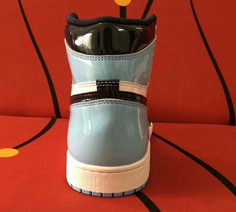 Air Jordan 1 UNC Patent Leather CD0461-401 Release Date