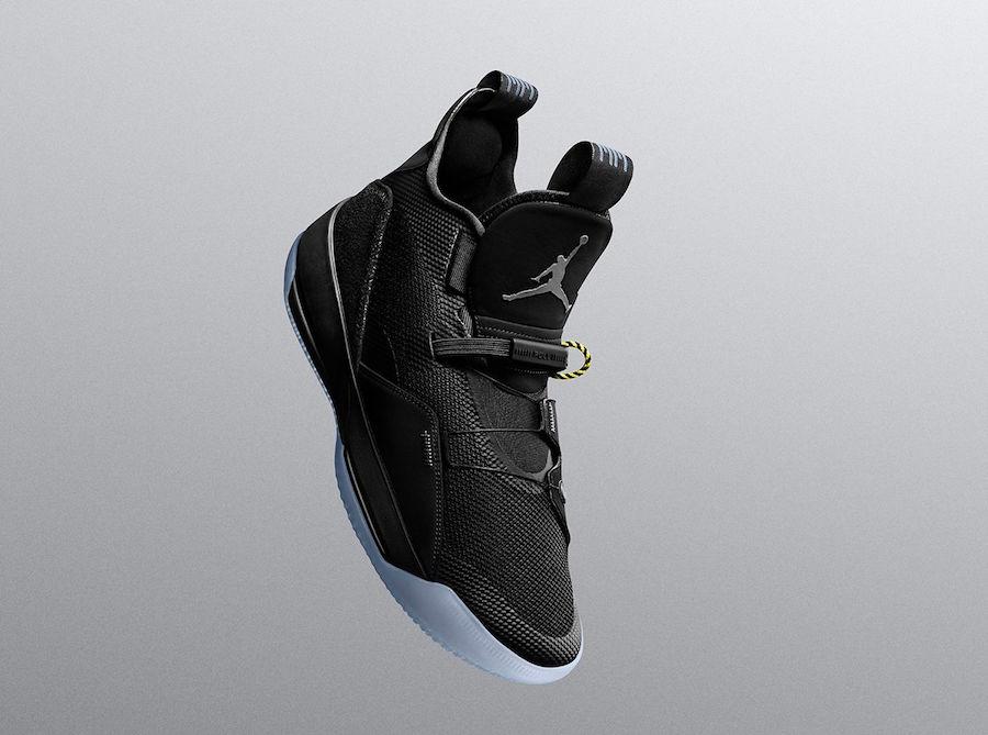 Air Jordan 33 Utility Blackout AQ8830-002 Release Date