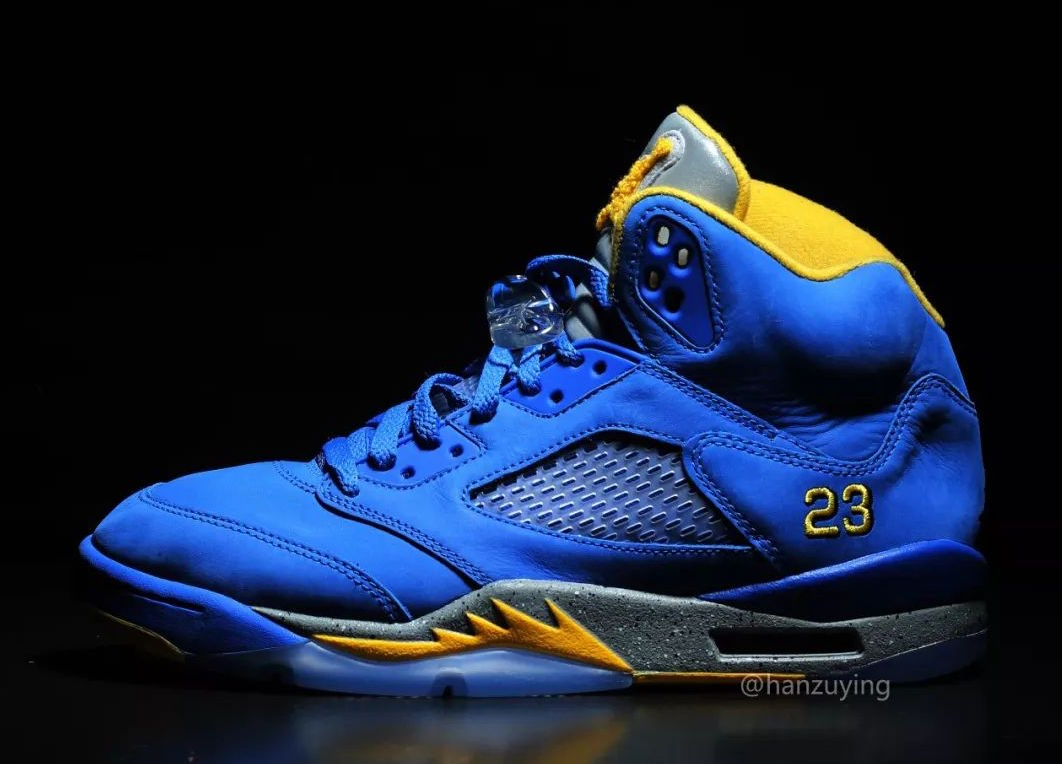 buy popular 52d17 84c21 Air Jordan 5 JSP Laney CD2720-400 Release Date Price