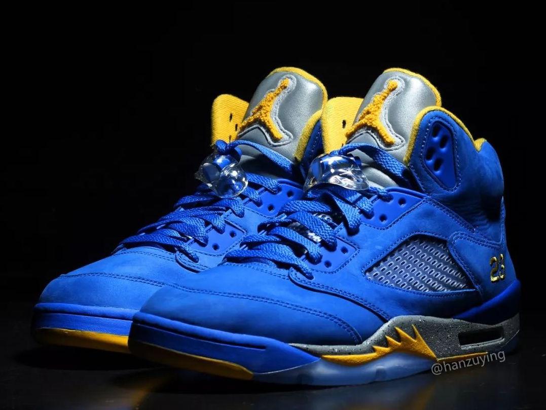 Quick Shot: Jordan 5