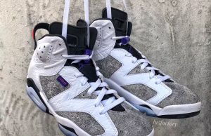 Air Jordan 6 Flint Grey CI3125-100