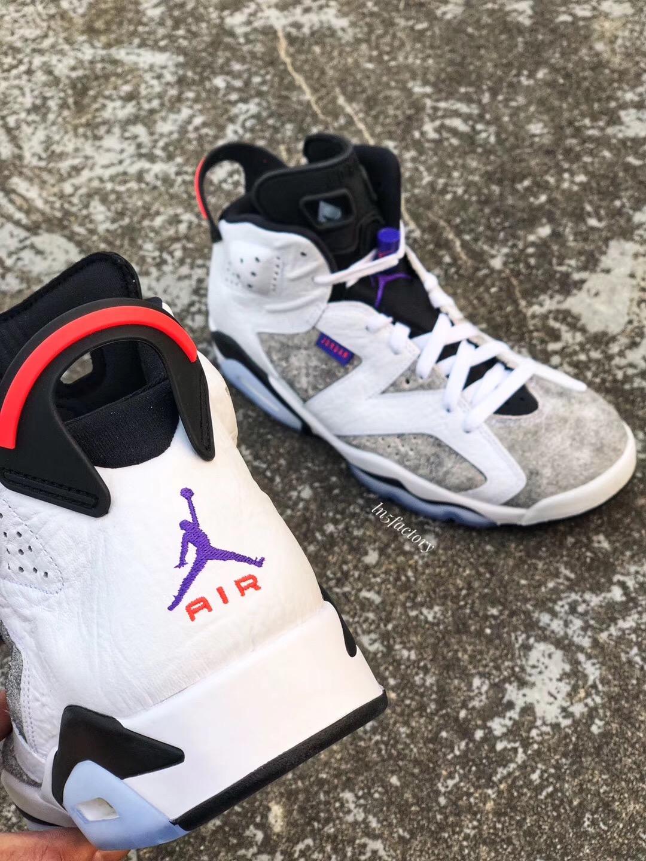 f62507f4f73 Air Jordan 6 Flint Grey CI3125-100 Release Date | SneakerFiles