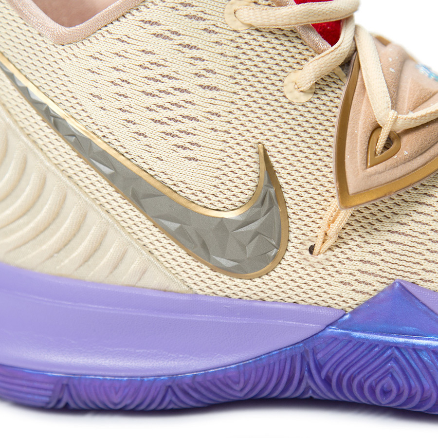 Concepts Nike Kyrie 5 Ikhet Release Date