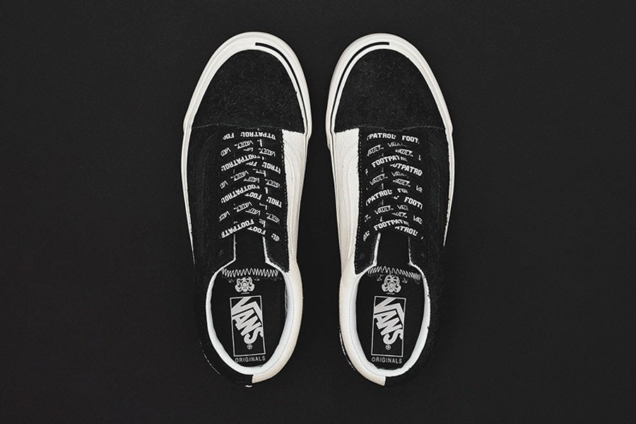 Footpatrol Vans Vault Collection Release Date