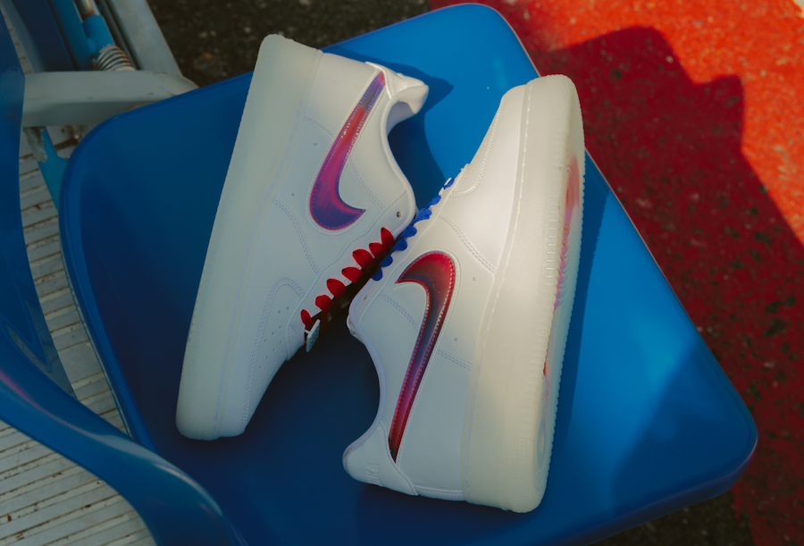 Nike Air Force 1 De Lo Mio BQ8448-100 Release Date