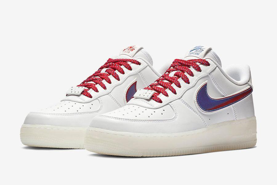 Nike Air Force 1 De Lo Mio BQ8448-100 Release Date