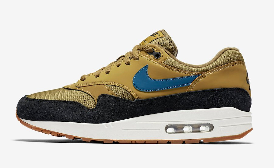 Nike Air Max 1 Golden Moss AH8145-302