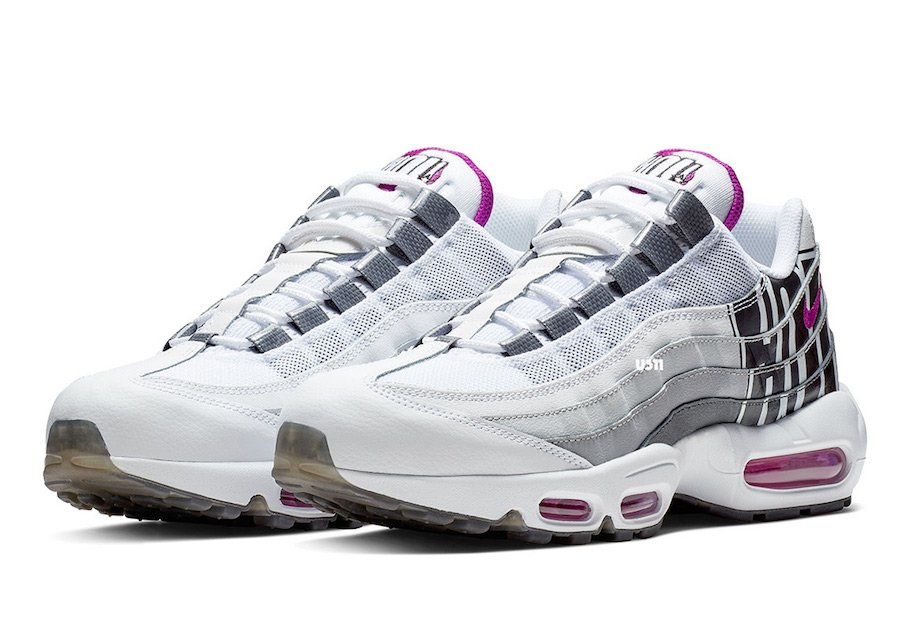 Nike Air Max 95 Houston City Pride Release Date