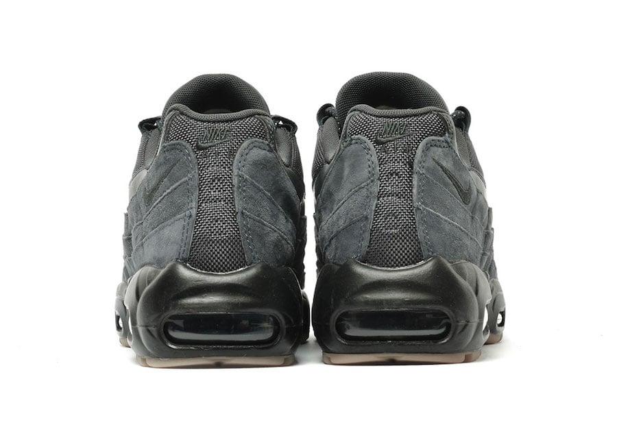 95ba90b464 Nike Air Max 95 SE Black Anthracite Gum AJ2018-002 | SneakerFiles