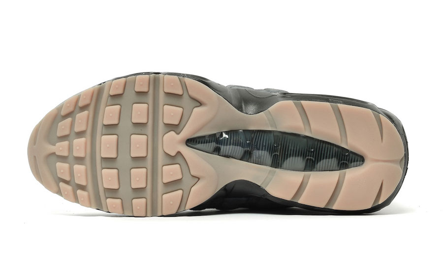 Nike Air Max 95 SE Black Anthracite Gum AJ2018-002