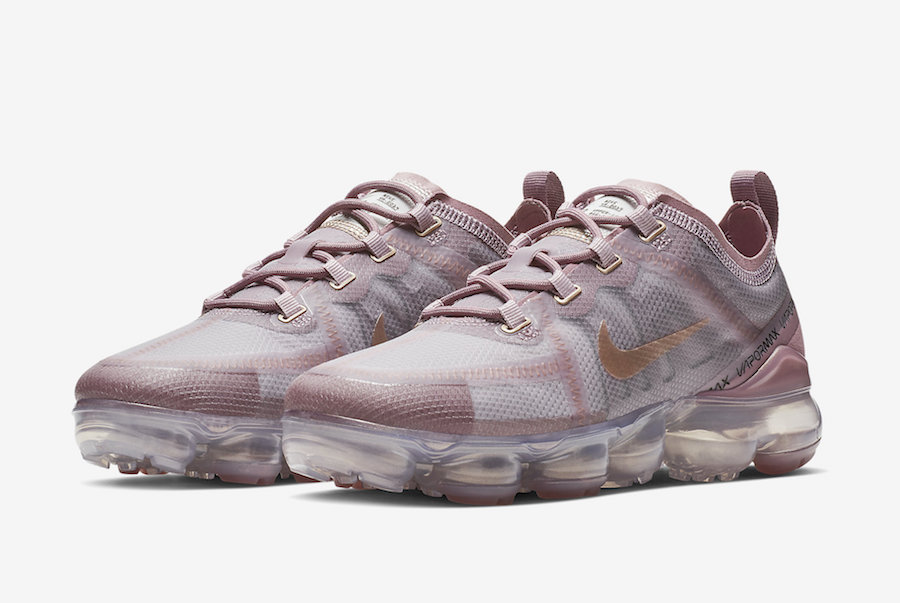 reputable site 4f54a 83f89 Nike Air VaporMax 2019 Womens AR6632-500