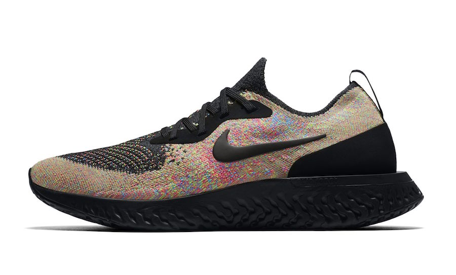 Nike Epic React Flyknit Multicolor