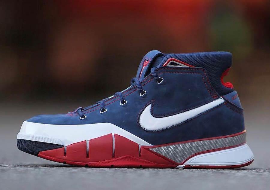 factory price 4582a 4c7d4 Nike Kobe 1 Protro USA AQ2728-400