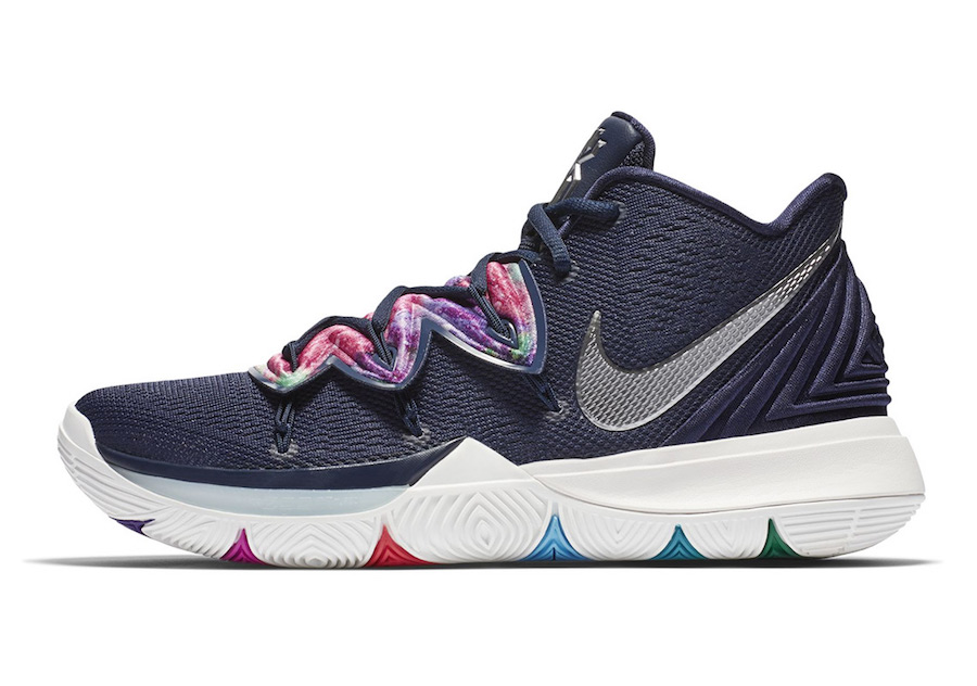 Nike Kyrie 5 Multi-Color AO2918-900