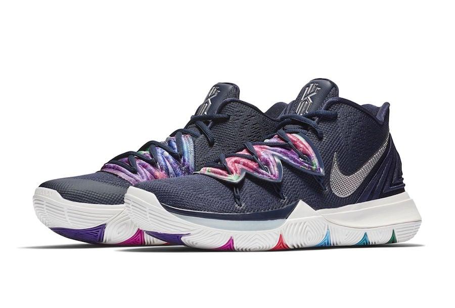 Nike Kyrie 5 Multi-Color AO2918-900