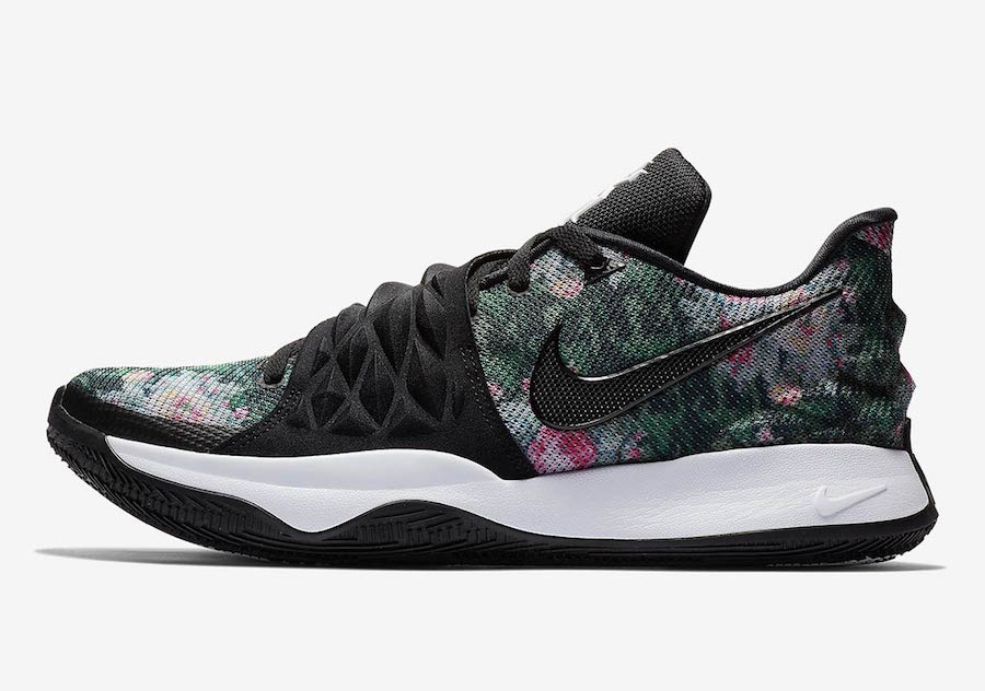 Nike Kyrie Low Floral AO8979-002 Release Date Price