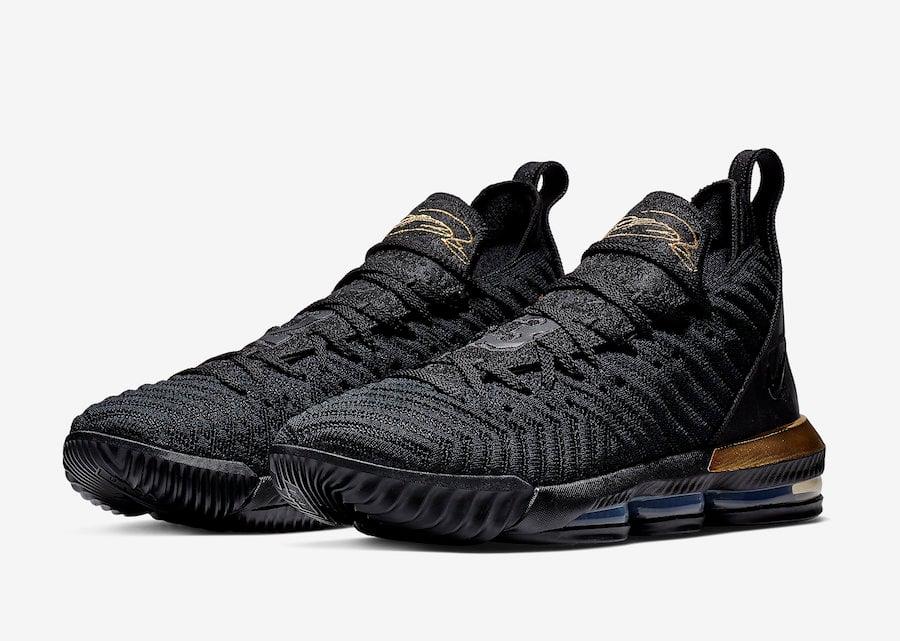 72d76f84299 Nike LeBron 16 Im King BQ5970-007 Release Date